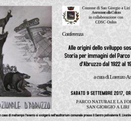 S. Giorgio 9 settembre 2017