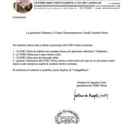 comunicato stampa cdsc