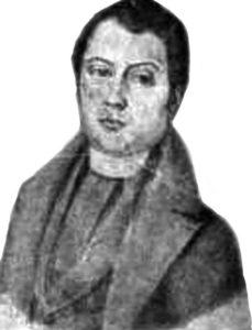 d. Cesare de Horatiis.