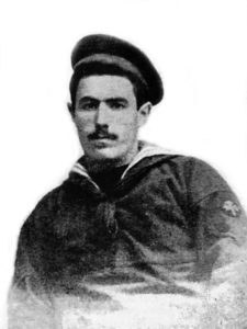 Enrico Toti marinaio.