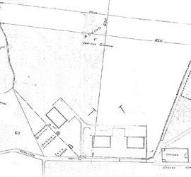 Comune di Aquino: ubicazione dell'aeroporto.