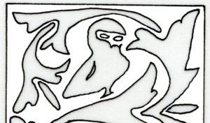 Fig. 4: La civetta.