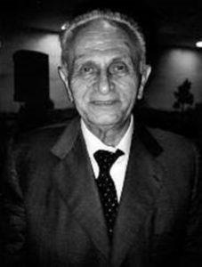 Prof. Antonio Nardone.