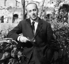 Gianfilippo Carettoni al teatro di Minturno
