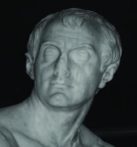 Foto 2 - Testa dell'«eroe o atleta di Cassino».