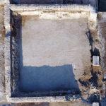Fig. 4: L'ambiente A24 visto dall'alto (foto: Giovanni Murro).