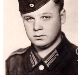Ernst Germersdorff 6 novembre 1923 - 13 maggio 1944 (foto scattata il 3 aprile 1943).