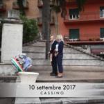 Cassino 10 settembre 2017
