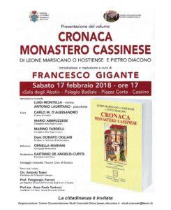 Cassino 17 febbrrai o2018