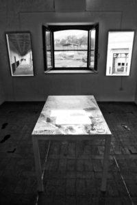 Fig. 5 - Metateca, la stanza del plastico interattivo e degli schermi immersivi (foto G. Murro).