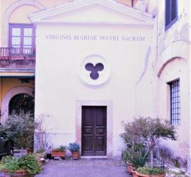 Cappella Lucernari S. Anna Anitrella 1836.