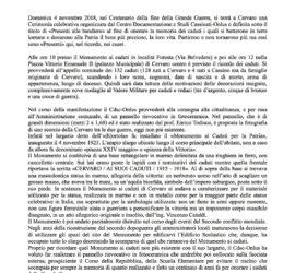 ComunicatoStampaCervaro
