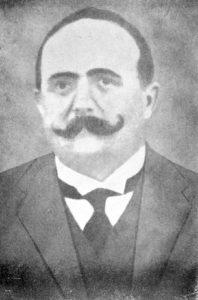Vincenzo Casaburi, notaio di Cervaro, ultimo presidente della Deputazione provinciale di Terra di Lavoro.