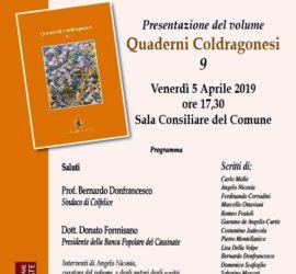 Colfelice 5 aprile 2019
