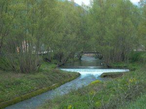 Il Rapido dopo la pulizia del 2005.