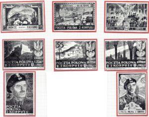 Fig. 8: Altri bozzetti, non classificati, alcuni provenienti da Il Cairo