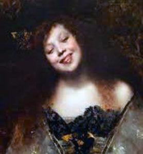 Juana Romani, Primavera (1894).