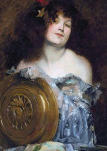 Juana Romani, Salomè (1898).