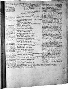 Codice Cassinese della Divina Commedia: Purgatorio, canto I