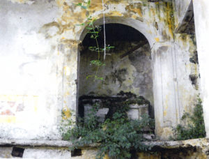 cappella privata a «l'Olivastro».
