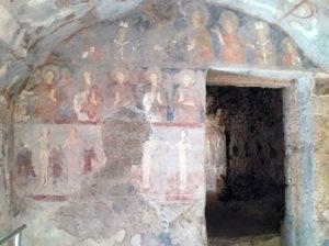 Cripta della Cattedrale di Anagni, Giudizio universale.