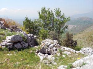 Fig. 6. Fornace per calce di Sant'Eustachio.