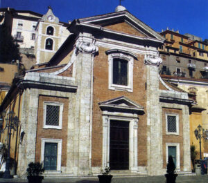 Foto 2: Arpino, chiesa di San Michele Arcangelo