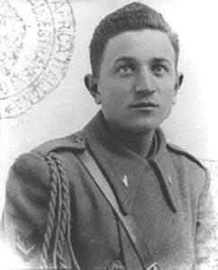 La guardia Pai Francesco Mennuno.