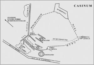 Area di Casinum.