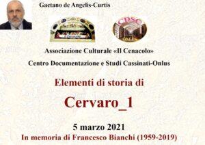 Storia di Cervario_1