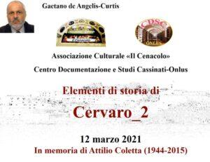 Storia di Cervario_2
