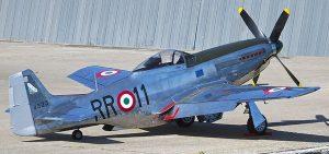 Mustang P-51.