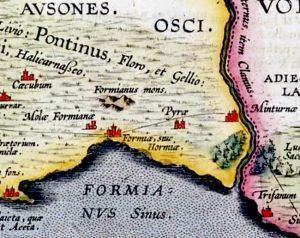 Ortelius, Parergon: Pirae.