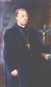 Ritratto dell'abate Diamare.